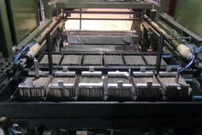 Automatic Component casting machine